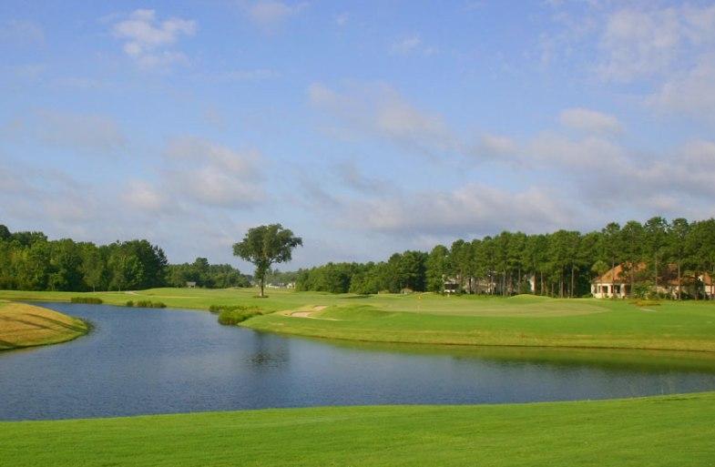 SC Lowcountry golf