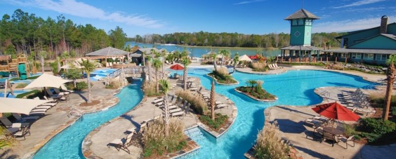 hampton lake sc pool complex