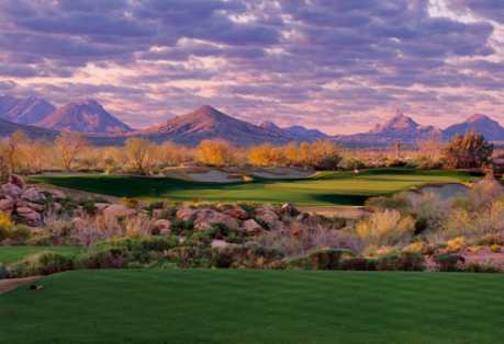 Scottsdale golf community