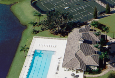 private gated golf community